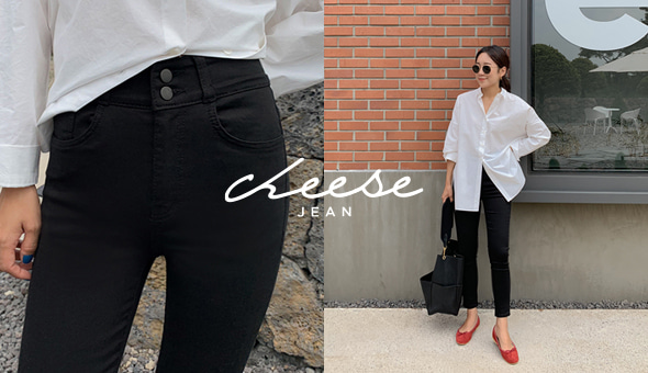 Cheese Jean (ver.듀오시크릿핏)[size:S,M,L,XL/ 1color]